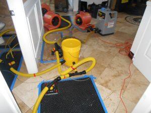 Water Damage Repair Clinton Township MI